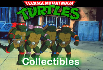 Ninja Turtle Collectibles